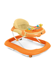 Cam Giocando Baby Walker, Orange