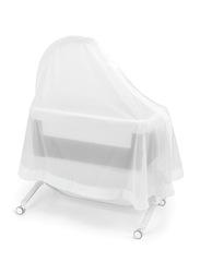 Cam Mosquito Net for Cullami Cradle, White
