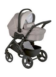 Cam Mod. Smart + Telaio Dinamico Up Baby Stroller, Beige/Black
