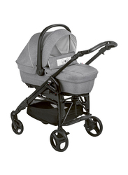 Cam Combi Family Romantic Travel System Baby Stroller, Grey
