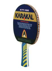 Karakal KTT 100 Table Tennis Racket, Multicolor