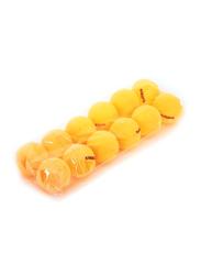 Karakal 12 Ping Pong Table Tennis Balls Pack, Orange