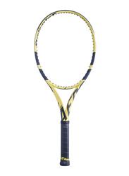 "Babolat Pure Aero Tour Tennis Racket, Without Strings, L2 (4 1/4""), Yellow"