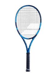 "Babolat Pure Drive 2021 Tennis Racket, L4 (4 1/2""), Blue/Black"