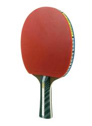 Karakal KTT 750 Carbon Fibre Table Tennis Racket, Multicolor