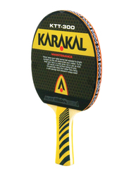 Karakal KTT 300 Table Tennis Racket, Multicolor