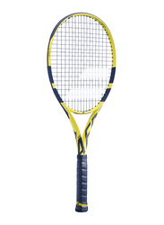 Babolat Pure Aero Mini Tennis Racket, Yellow/Black