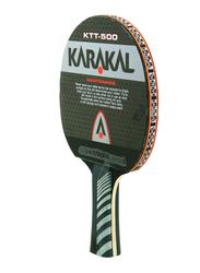 Karakal KTT 500 Table Tennis Racket, Multicolor