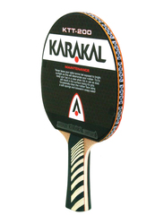 Karakal KTT 200 Table Tennis Racket, Multicolor