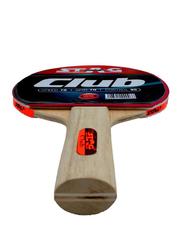 Stag Club Table Tennis Racket, Brown