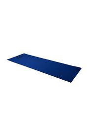 Stag Plain Yoga Mat, 6mm, Blue
