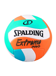 Spalding Extreme Pro Volleyball Ball, Multicolor