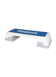 Reebok Aerobic Elements Stepper with Including DVD, Blue/White