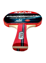 Stag Championship Table Tennis Racket, Red