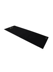 Stag Plain Yoga Mat, 4mm, Black