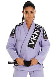 Vulkan A0 Vkn Pro Jiu-Jitsu Gi Kimono, Lilac