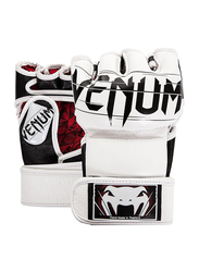 Venum Large/Extra Large Undisputed 2.0 MMA Boxing Gloves, White