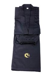 Tatsu Dragon 4/170 Karate Uniform, Black