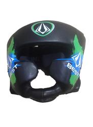 Best Defense Small Head Protector, Black