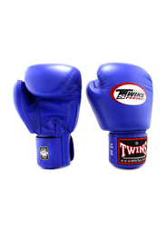 Twins Special 10oz BGVL3 Boxing Gloves, For Boxing/Muay Thai/MMA, Blue