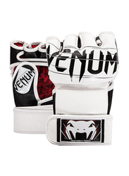 Venum Small Undisputed 2.0 MMA Boxing Gloves, White