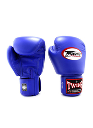 Twins Special 8oz BGVL3 Boxing Gloves, For Boxing/Muay Thai/MMA, Blue