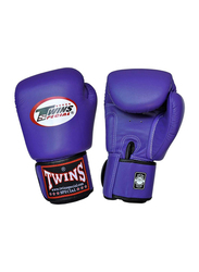 Twins Special 6oz BGVL3 Boxing Gloves, For Boxing/Muay Thai/MMA, Purple