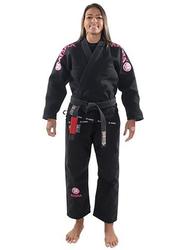 Atama F3 Mundial Gi Kimono for Women, Black/Pink