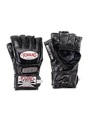 Yokkao Medium Competition MMA Gloves with Thumb, Black