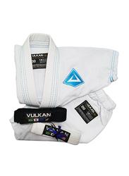 Vulkan B2 Baby Gi Kimono, White/Blue