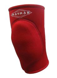Matman Neoprene Air Knee Pad, Small, Red
