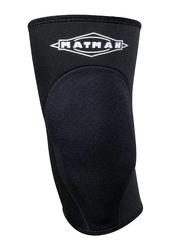 Matman Neoprene Air Knee Pad, Medium, Black