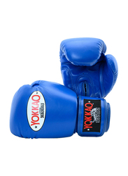 Yokkao 10oz Matrix Boxing Gloves, Blue