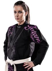 Tatami Fightwear F1 Ladies Phoenix Bjj Gi Kimono, Black