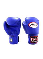 Twins Special 4oz BGVL3 Boxing Gloves, For Boxing/Muay Thai/MMA, Blue