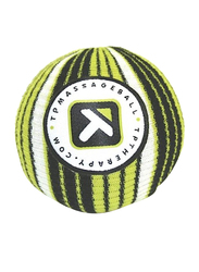 Trigger Point Handheld Massage Ball, Green/Black