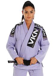 Vulkan A3 Vkn Pro Jiu-Jitsu Gi Kimono, Lilac
