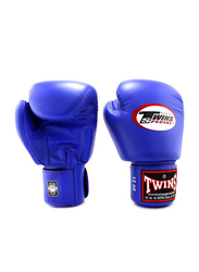 Twins Special 14oz BGVL3 Boxing Gloves, For Boxing/Muay Thai/MMA, Blue