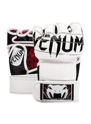 Venum Medium Undisputed 2.0 MMA Boxing Gloves, White