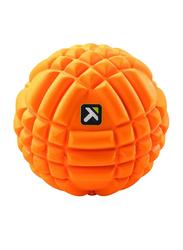 Trigger Point EVA Foam Grid Ball, 5-inch, Orange