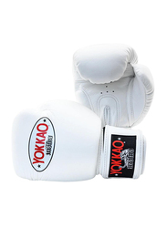 Yokkao 12oz Matrix Boxing Gloves, White