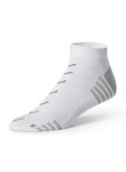 Base Low Rise Sport Socks, Large, White