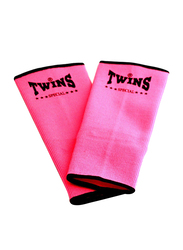 Twins Special Small Martial Arts Ankle Guards, Pink