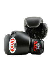 Yokkao 8oz Matrix Boxing Gloves, Black
