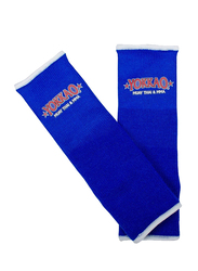 Yokkao AY-3-STD Muay Thai Ankle Guards, Blue