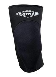 Matman Neoprene Air Knee Pad, Large, Black