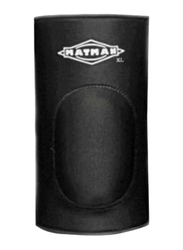 Matman Lycra Knee Pad, Extra Small, Black