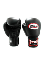 Twins Special 10oz BGVL3 Boxing Gloves, For Boxing/Muay Thai/MMA, Black