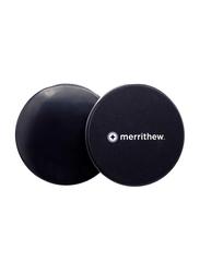 Merrithew Sliding Mobility Disks Trampolines, Black