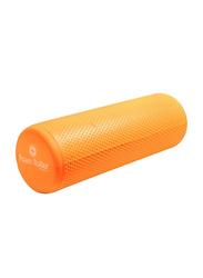 Merrithew Deluxe Foam Roller, 18 Inch, Orange